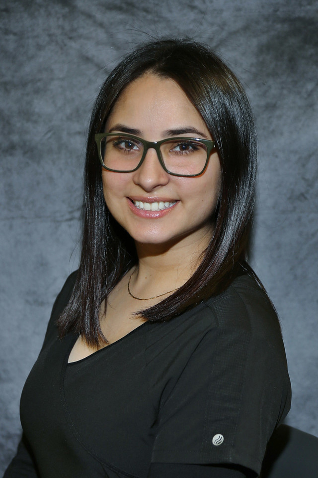 Paula Yerovi, Ophthalmic Assistant