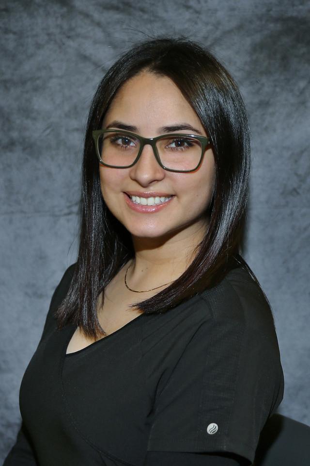 Paula Yerovi, Ophthalmic Assistant